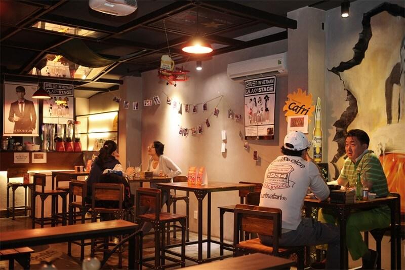 Tận hưởng không gian mới lạ và độc đáo của nhà hàng Hàn Quốc