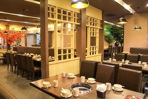 Nhà hàng nướng Hàn Quốc