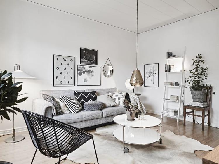 16 ý tưởng trang trí phòng khách nhỏ xinh khiến ai cũng mê 11