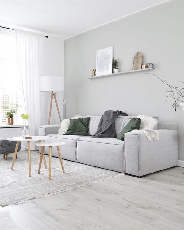 16 ý tưởng trang trí phòng khách nhỏ xinh khiến ai cũng mê 12