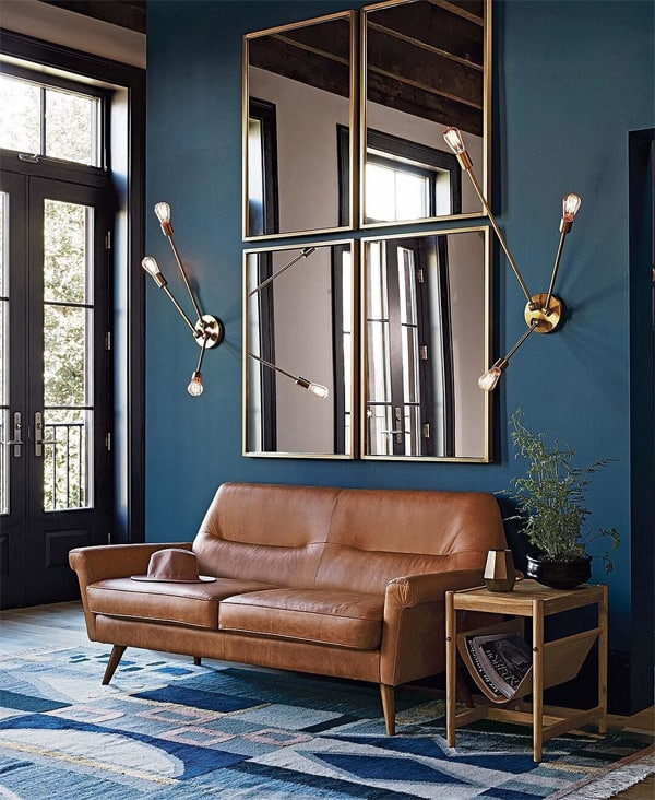 16 ý tưởng trang trí phòng khách nhỏ xinh khiến ai cũng mê 19