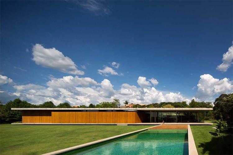 Kiến trúc theo trường phái tối giản hiện đại