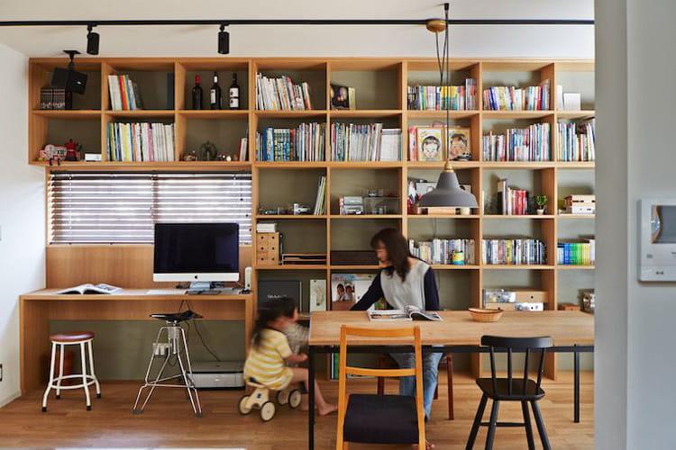 Kệ để sách rất cần thiết trong một không gian nhà ở Thiền