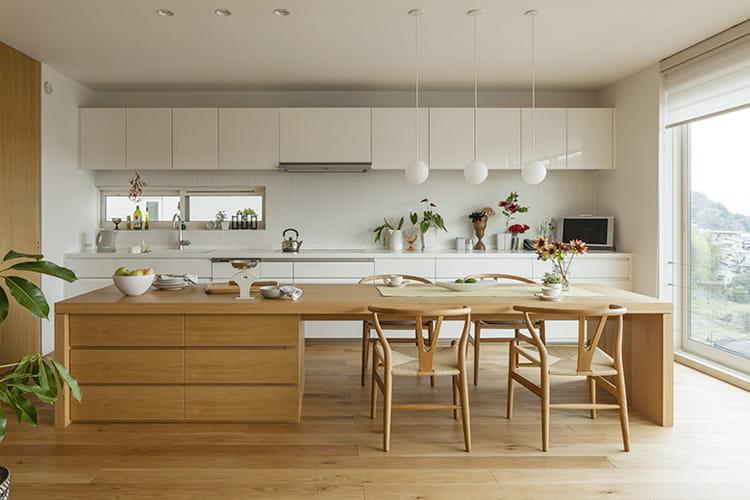 Sàn gỗ rất thông dụng trong phong cách thiết kế Zen