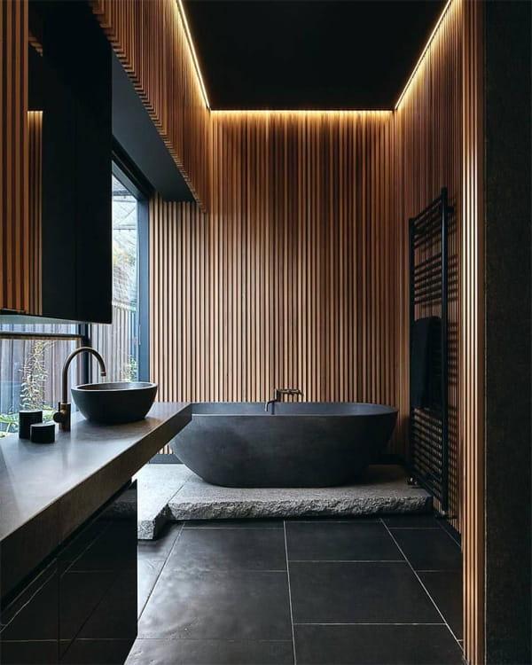 Nâng cấp không gian bằng những tông màu nổi bật cho phòng tắm 6