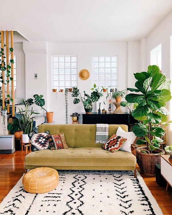Nên bố trí không gian phòng khách bao nhiêu mét vuông là vừa? 1