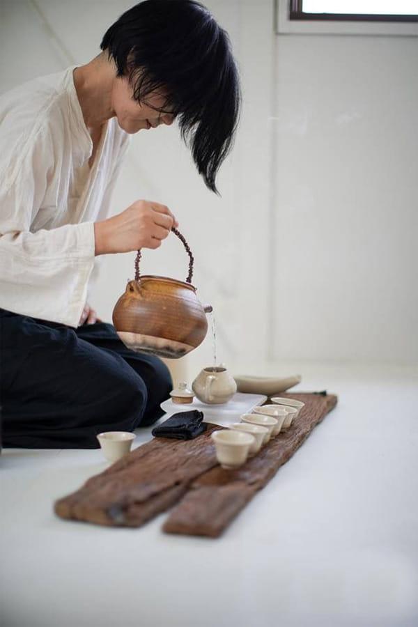 Nghi thức trà đạo Nhật Bản