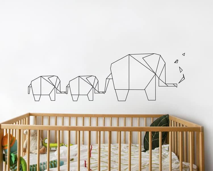 Nếu bạn đang muốn trang trí cho phòng ngủ của bé thì đây là lựa chọn rất phù hợp