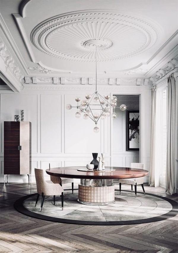Bí quyết lựa chọn đèn trần trang trí phòng khách đẹp và phù hợp 5