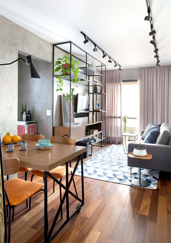 Bí quyết lựa chọn đèn trần trang trí phòng khách đẹp và phù hợp 6
