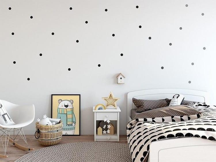 Trang trí cho phòng ngủ của trẻ nhỏ một cách đơn giản và nhanh chóng nhất