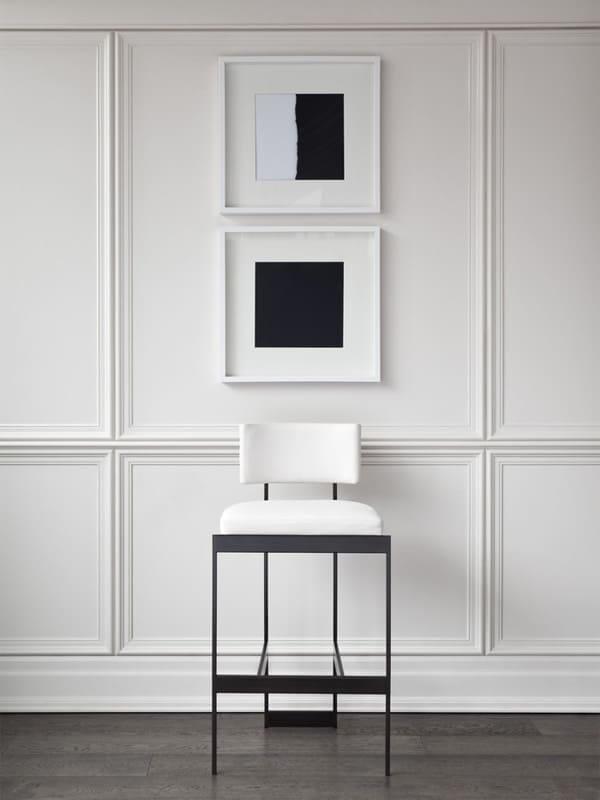 Tranh treo tường theo phong cách tối giản