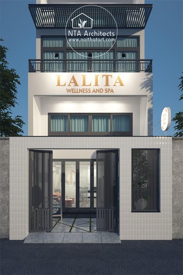 Lalita Wellness and Spa là tên tiếng Anh mang đến sự thân thiện