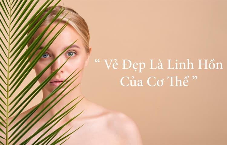 Đặt slogan cho spa, thẩm mỹ viện, beauty salon cũng quan trọng như việc chọn tên thương hiệu